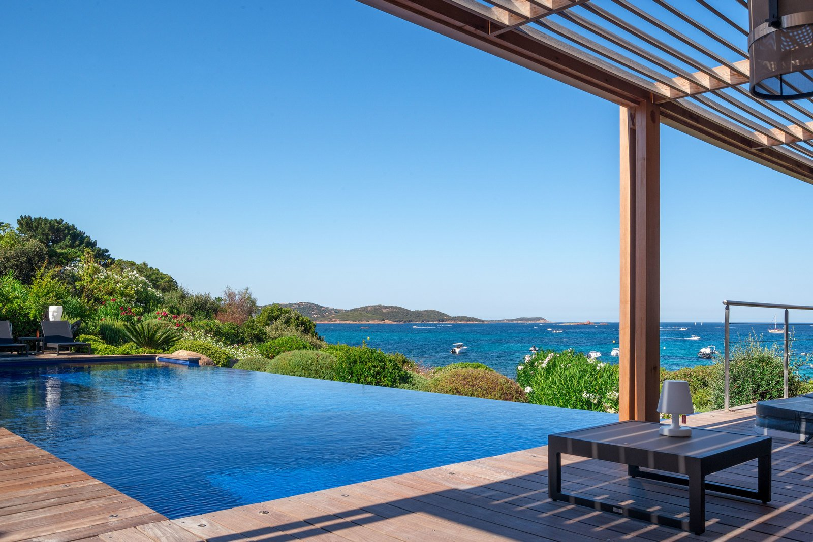 For Sale Private Park Of Cala Rossa Beachfront Home
